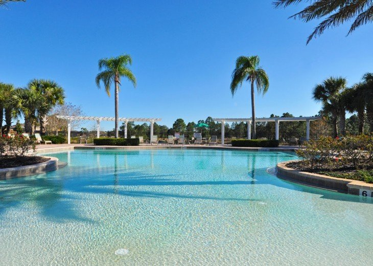 6BR 5.5BA GATED, LUXURY RESORT! PRIVATE POOL/LANAI! Watersong- 416AOCJGIL #27