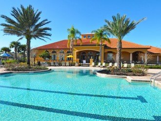 6BR 5.5BA GATED, LUXURY RESORT! PRIVATE POOL/LANAI! Watersong- 416AOCJGIL #1