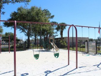 Children's Play Area, Indian Point, Kissimmee, Florida