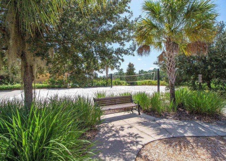 Watersong Resort, Florida, volley ball