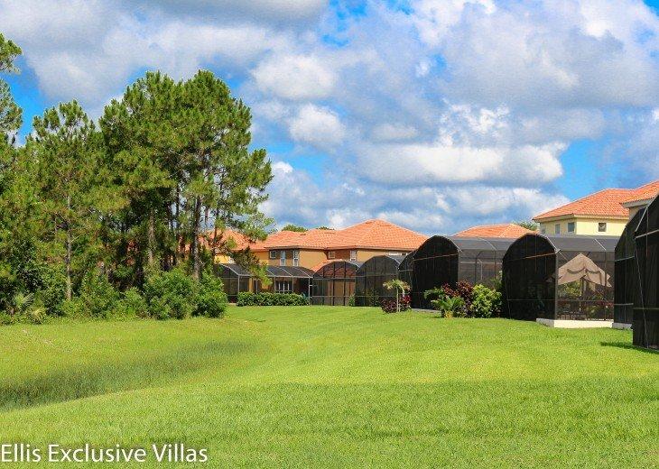 Vacation homes at Watersong resort, Davenport, Florida