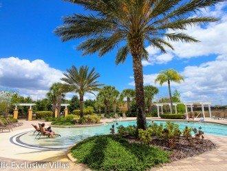 Resort pool at Watersong Resort