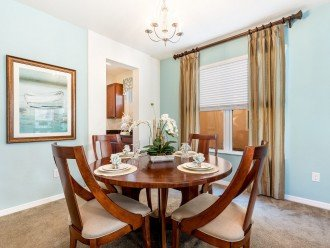 Breakfast Nook for your cuppa before Disney