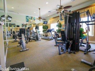 Resort gym at Watersong, Orlando
