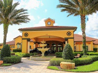 Watersong Resort, Florida, Clubhouse
