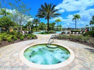 Watersong Resort, Davenport, Florida, community spa