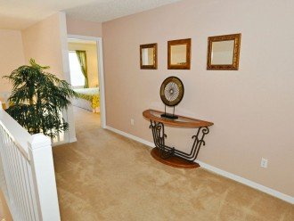 Spacious landing, leading to another 5 bedrooms and family bathroom