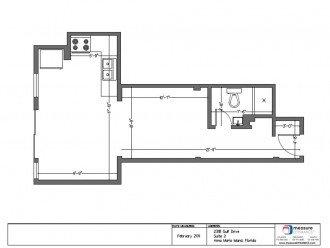 A.G Casa Marina - Unit 2 #1