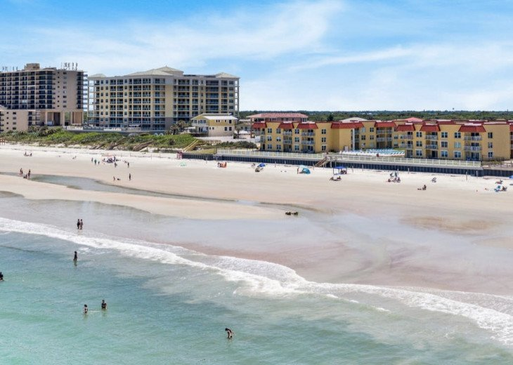 BOOK NOW FOR SUMMER BEST ON THE BEACH BEAUTIFULLY REMODELED OCEANFRONT 5* CONDO #60