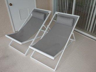 Lanai Sun Relax Chairs
