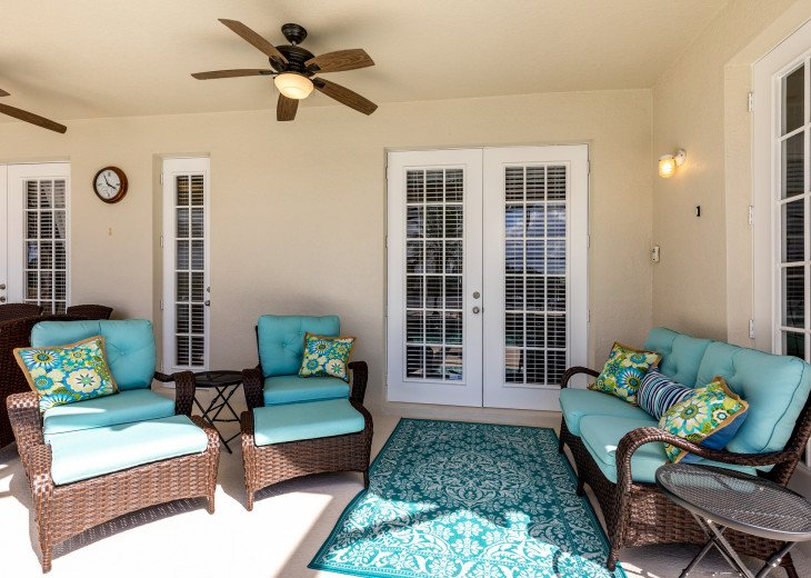 Lakeview Retreat, luxury villa, large pool, game room and cookout area #5