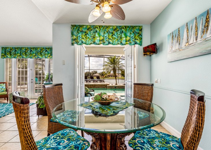 Lakeview Retreat, luxury villa, large pool, game room and cookout area #11
