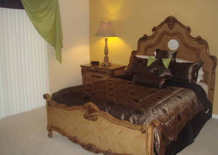 Condo # 2 Master bedroom
