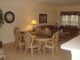 Condo # 2 Dining room