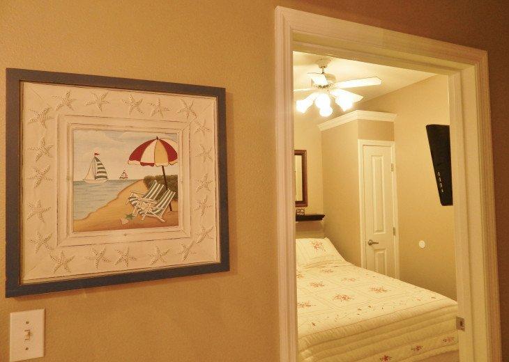 Beachfront Luxury 2BR. Sleeps 6. Mstr. BR on Gulf. Summer Weeks Available! #24