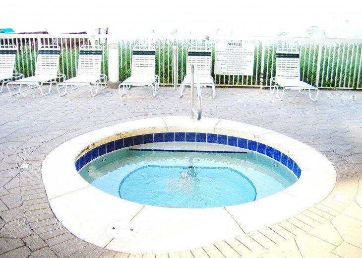Beachfront Luxury 2BR. Sleeps 6. Mstr. BR on Gulf. Book Spring & Summer Now! #24