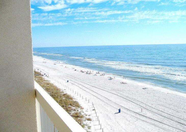 Beachfront Luxury 2BR. Sleeps 6. Mstr. BR on Gulf. Book Spring & Summer Now! #1