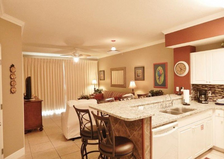 Beachfront Luxury 2BR. Sleeps 6. Mstr. BR on Gulf. Summer Weeks Available! #18
