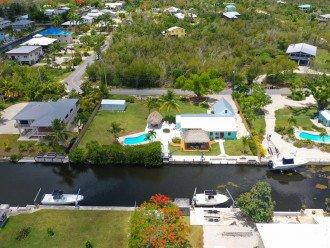 Waterfront / Pool / Two Tiki Huts! #1