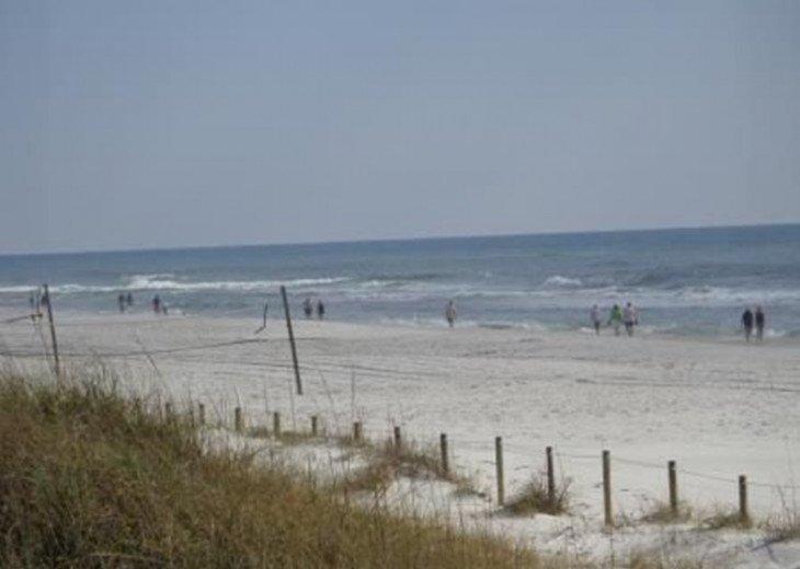 Edgewater Beach Resort 2 br/2 baths on the beach #23