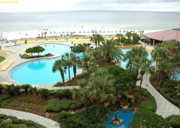 Edgewater Beach Resort 2 br/2 baths on the beach #33