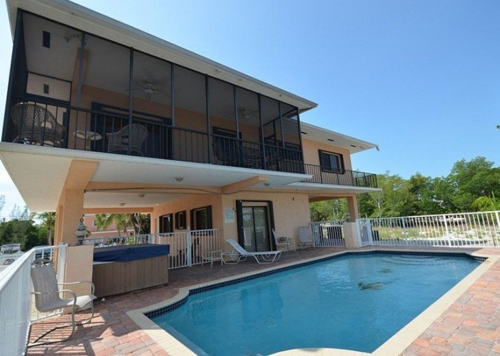 The Perfect Getaway with Heated Swimming Pool, Jacuzzi and Boat Slip #16