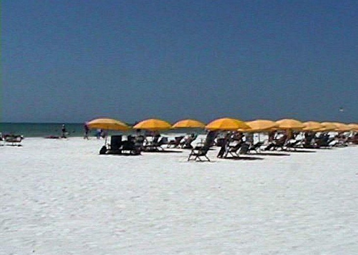 CLEARWATER BEACH WITHIN WALKING DISTANCE FROM SUITE.
