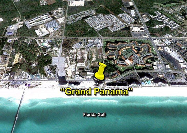 Grand Panama-Beachfront, 3 BR+Bunk-Luxury Condo, Free Beach Services #40