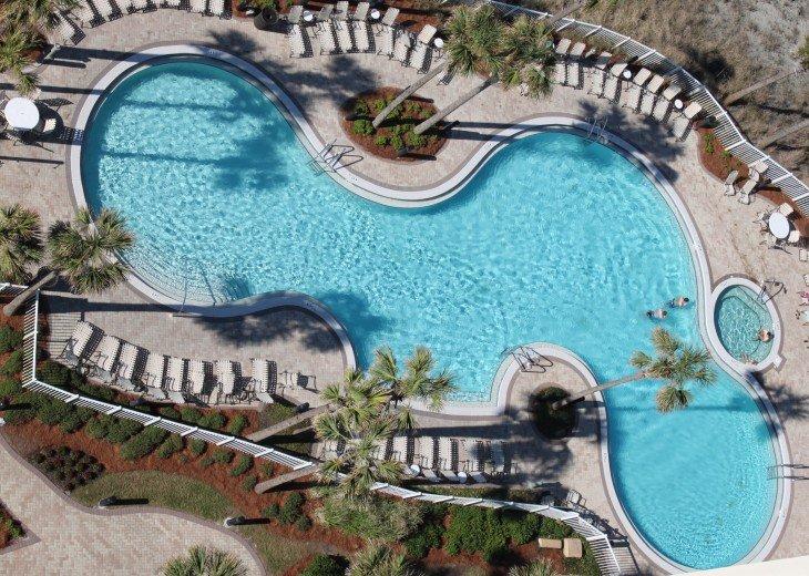 Grand Panama-Beachfront, 3 BR+Bunk-Luxury Condo, Free Beach Services #39
