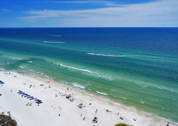Grand Panama-Beachfront, 3 BR+Bunk-Luxury Condo, Free Beach Services #33