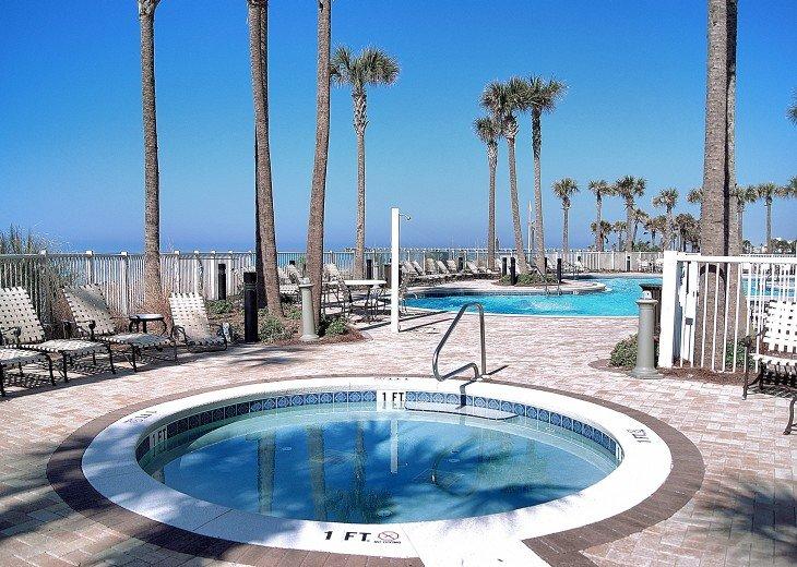 Grand Panama-Beachfront, 3 BR+Bunk-Luxury Condo, Free Beach Services #27