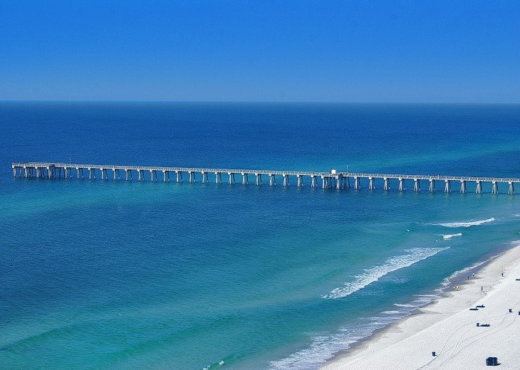 Grand Panama-Beachfront, 3 BR+Bunk-Luxury Condo, Free Beach Services #21