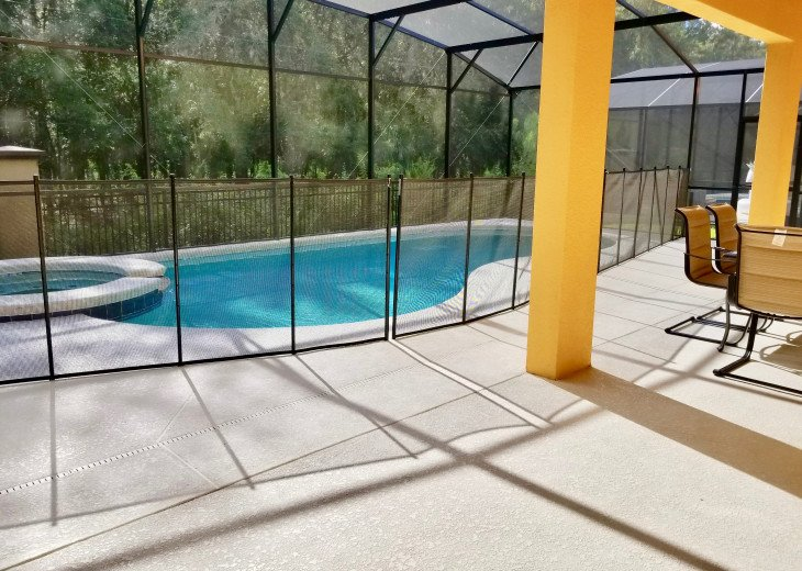 New 6 bed House -Private Pool #14