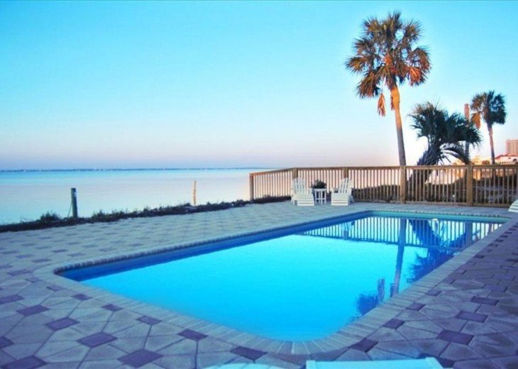 Soundfront Home with Pool #4