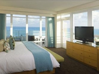 Jr. Suite #1 with Panoramic Ocean Views #1