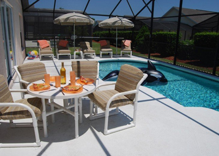 LUXURY VACATION RENTAL POOL VILLA near DISNEY by the Owners #1