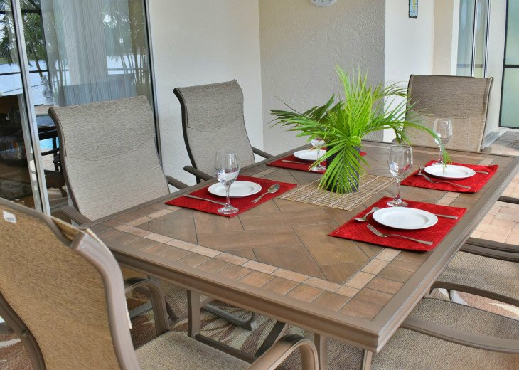 Villa Florida Vacation - Last Minute Prices in August -Lake front with Pool #9