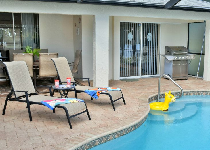 Villa Florida Vacation - Last Minute Prices in August -Lake front with Pool #7