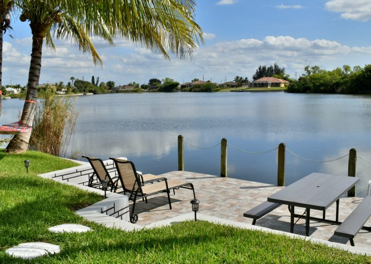 Villa Florida Vacation - Last Minute Prices in August -Lake front with Pool #14