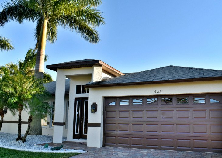 Villa Florida Vacation - Last Minute Prices in August -Lake front with Pool #2