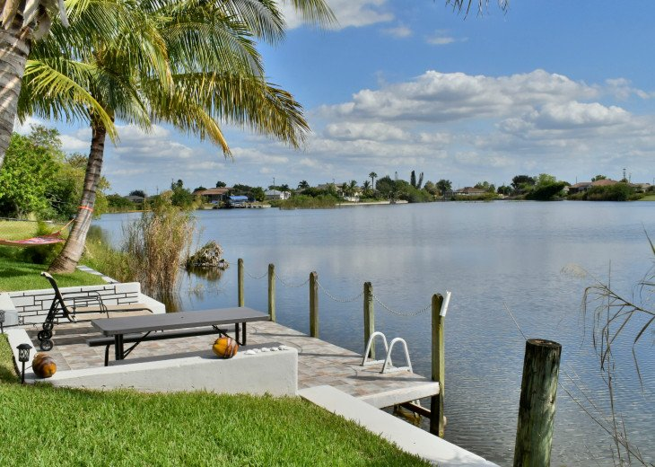 Villa Florida Vacation - Last Minute Prices in August -Lake front with Pool #16