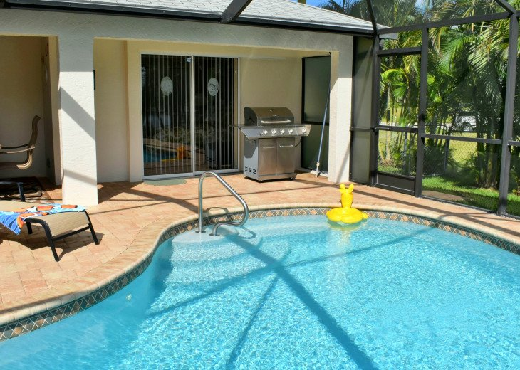 Villa Florida Vacation - Last Minute Prices in August -Lake front with Pool #8