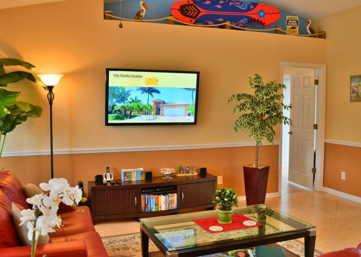Villa Florida Vacation - Last Minute Prices in August -Lake front with Pool #20