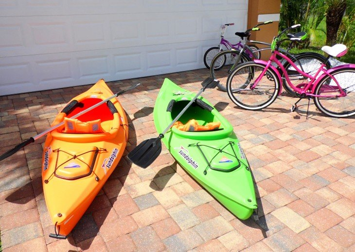 Villa Florida Vacation - Last Minute Prices in August -Lake front with Pool #36
