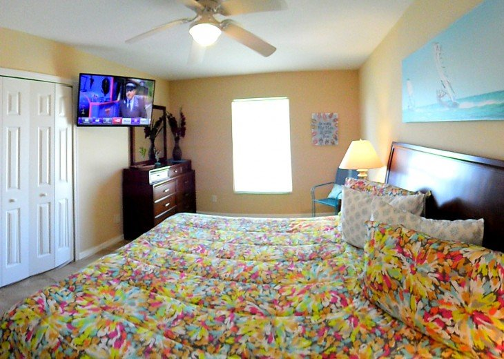 Villa Florida Vacation - Last Minute Prices in August -Lake front with Pool #30