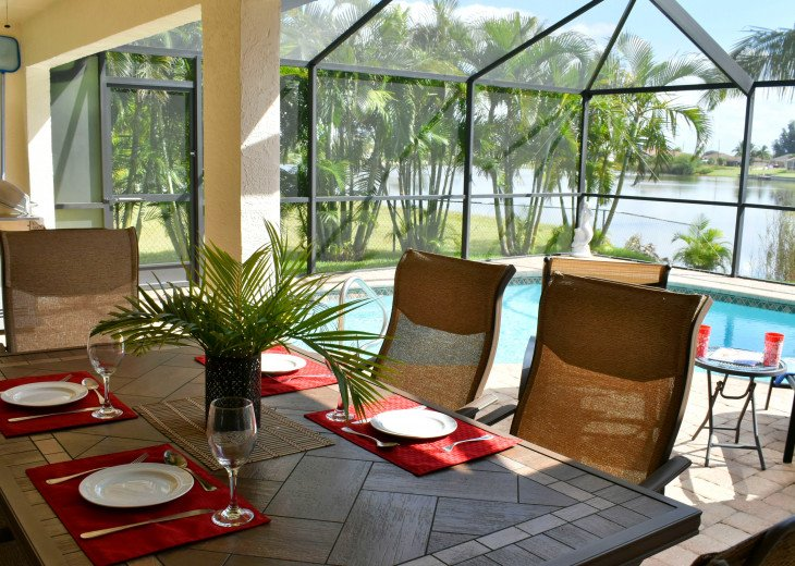Villa Florida Vacation - Last Minute Prices in August -Lake front with Pool #11