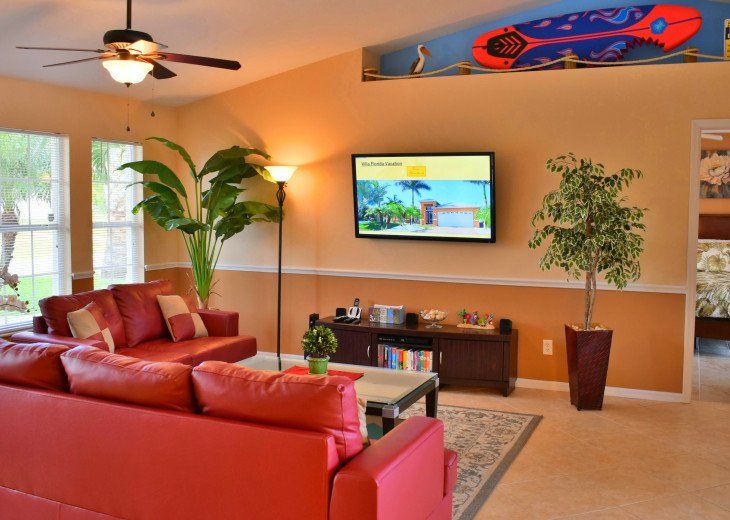 Villa Florida Vacation - Last Minute Prices in August -Lake front with Pool #21