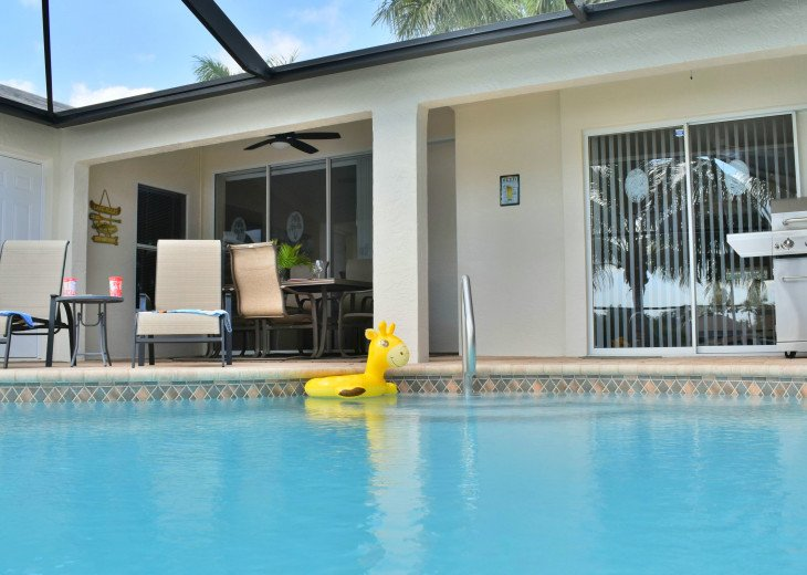 Villa Florida Vacation - Last Minute Prices in August -Lake front with Pool #5