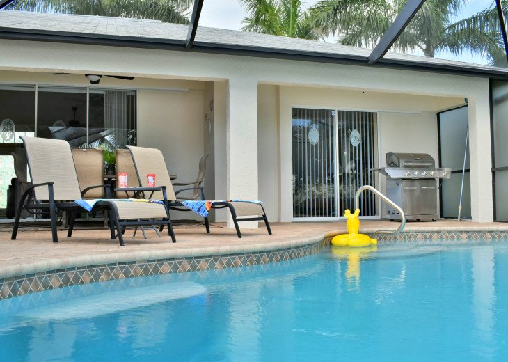 Villa Florida Vacation - Last Minute Prices in August -Lake front with Pool #6