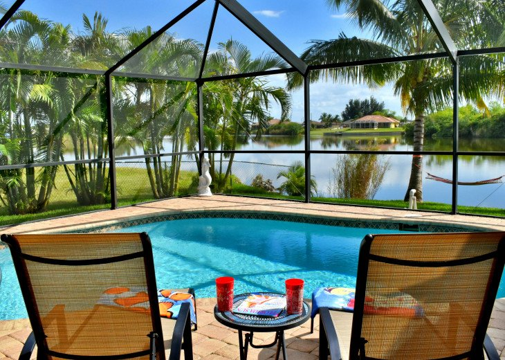 Villa Florida Vacation - Last Minute Prices in August -Lake front with Pool #3